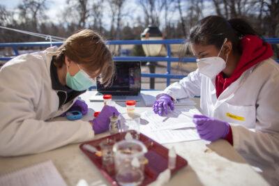 ECS 2021 Stats & Science of Epidemics