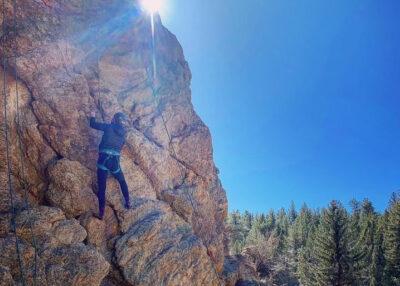 ECS 2021 Rock Climbing