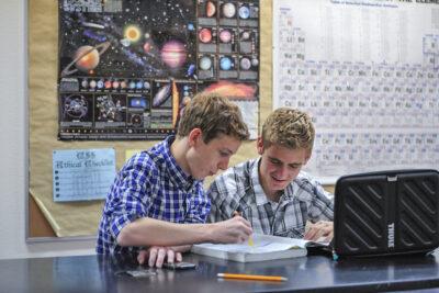 Upper School Science